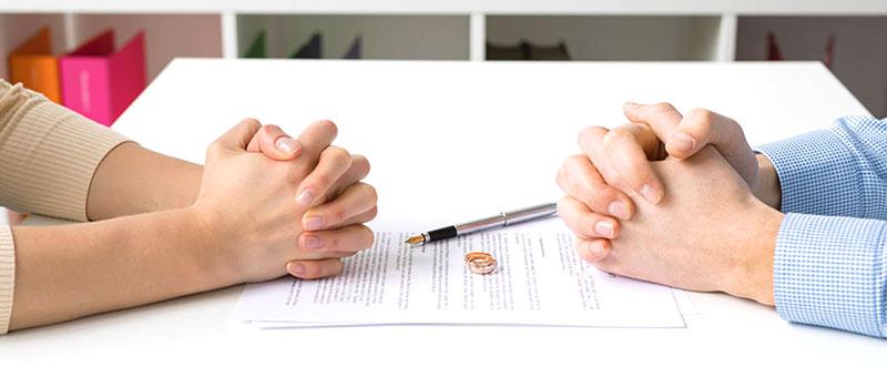 Modifica delle condizioni di separazione e di divorzio